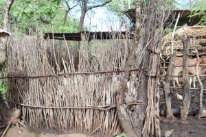The Water Project: Yumbani Community B -  Animal Pen