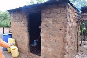 The Water Project: Yumbani Community B -  Kitchen