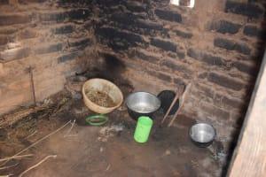 The Water Project: Yumbani Community C -  Inside Kitchen
