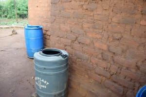 The Water Project: Yumbani Community C -  Water Storage Containers