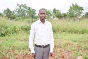 The Water Project: Nzoila Secondary School -  Jonathan Kaleli Peter