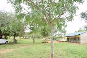 The Water Project: Nzoila Secondary School -  School Compound
