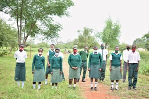 The Water Project: Nzoila Secondary School -  Students