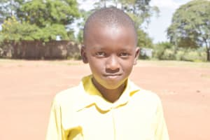 The Water Project: AIC Kaseve Primary School -  Joshua M