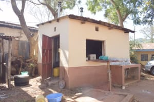 The Water Project: AIC Kaseve Primary School -  Kitchen