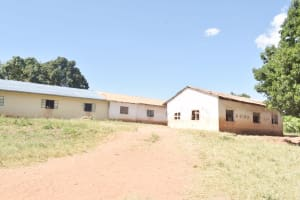 The Water Project: AIC Kaseve Primary School -  School Buildings