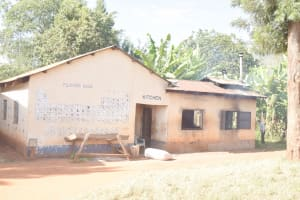 The Water Project: Utuneni Secondary School -  Kitchen