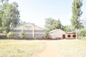 The Water Project: Utuneni Secondary School -  School Buildilngs