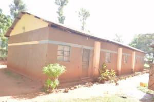 The Water Project: Utuneni Secondary School -  School Building