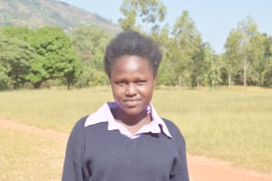 The Water Project: Utuneni Secondary School -  Zipporah M