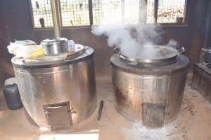 The Water Project: Mbondoni Secondary School -  Cook Stoves