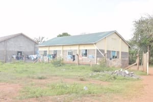 The Water Project: Mbondoni Secondary School -  Dormitories
