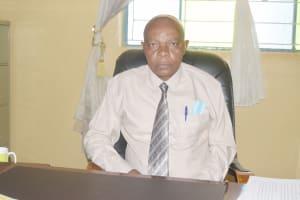 The Water Project: Mbondoni Secondary School -  Joseph Wambua
