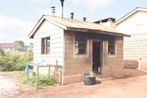 The Water Project: Mbondoni Secondary School -  Kitchen