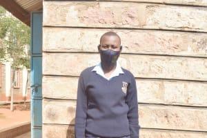 The Water Project: Mbondoni Secondary School -  Peris M