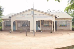 The Water Project: Mbondoni Secondary School -  School Building
