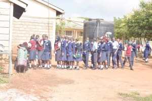 The Water Project: Mbondoni Secondary School -  Students