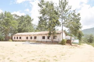 The Water Project: Kitondo Primary School -  Compound