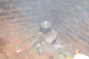 The Water Project: Kitondo Primary School -  Cooking Area