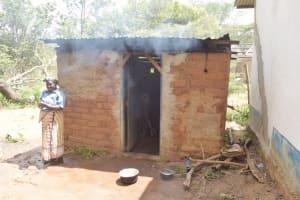 The Water Project: Kitondo Primary School -  Kitchen