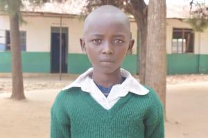 The Water Project: Kitondo Primary School -  Mwendwa K