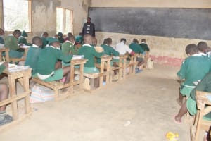 The Water Project: Kitondo Primary School -  Class Time