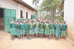 The Water Project: Kitondo Primary School -  Students