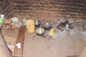 The Water Project: Itulu Primary School -  Kitchen