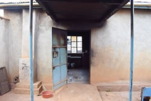 The Water Project: Kako Special School for the Mentally Handicapped -  Kitchen
