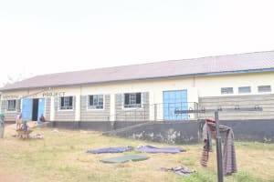 The Water Project: Kako Special School for the Mentally Handicapped -  School Building