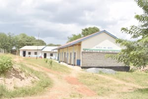The Water Project: Kako Special School for the Mentally Handicapped -  School Buildings