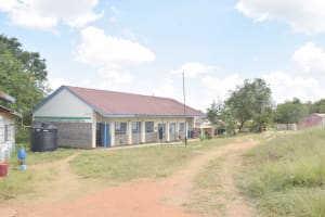 The Water Project: Kako Special School for the Mentally Handicapped -  School Grounds
