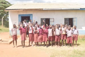 The Water Project: Kako Special School for the Mentally Handicapped -  Students