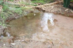 The Water Project: Lungi, Yongoroo, #7 Kamara Taylor Street -  Alternate Water Source