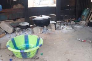 The Water Project: Lungi, Yongoroo, #7 Kamara Taylor Street -  Inside Kitchen