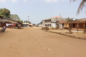 The Water Project: Lungi, Yongoroo, #7 Kamara Taylor Street -  Landscape