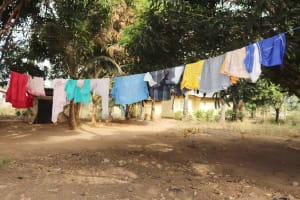 The Water Project: Waysaya Community, #1 Reverend Samuel Street -  Clothesline