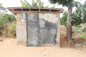 The Water Project: Waysaya Community, #1 Reverend Samuel Street -  Latrine