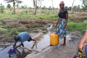 The Water Project: Kamasondo, Bross 2 -  Fetching Water