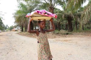 The Water Project: Kamasondo, Bross 2 -  Girl Selling Bread