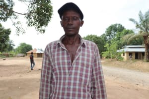 The Water Project: Kamasondo, Bross 2 -  Ibrahim Dubumya
