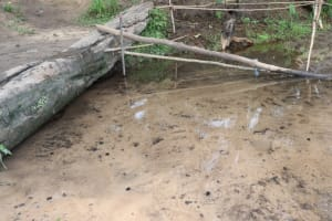 The Water Project: Kamasondo, Bross 2 -  Main Water Source