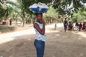 The Water Project: Kamasondo, Bross 2 -  Young Girl Doing Petty Trading