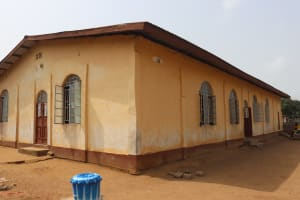 The Water Project: Masoila Jesus is the Way School -  Church
