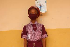 The Water Project: Masoila Jesus is the Way School -  Isatu K