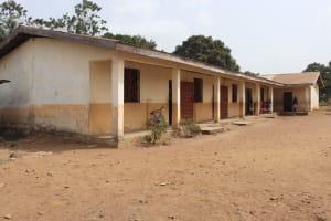 The Water Project: Masoila Jesus is the Way School -  School Building