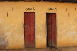 The Water Project: Masoila Gateway Baptist Church and Primary School -  Latrine