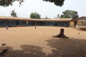The Water Project: Masoila Gateway Baptist Church and Primary School -  School Landscape