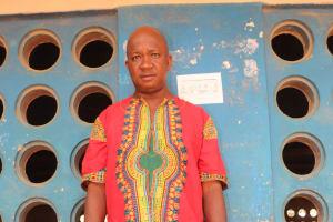 The Water Project: Masoila Gateway Baptist Church and Primary School -  Teacher Hassan Kamara