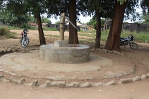The Water Project: Kulafai Rashideen Primary School -  Well In Need Of Rehab